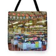Funky Town Market Venice California Tote Bag