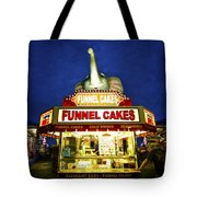Funnel Cakes Tote Bag