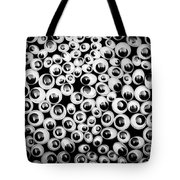 Funny Eyes Background Tote Bag