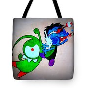 Funny Friends Tote Bag