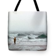 Furious Solitude Tote Bag by Skip Willits