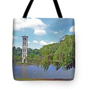 Furman Tree And Tower Tote Bag