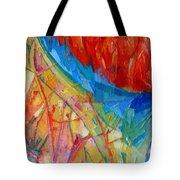 Furnace Of Love Tote Bag