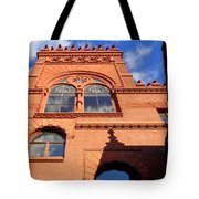 Furness Library Tote Bag