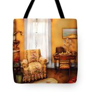 Furniture - Chair - Livingrom Retirement Tote Bag