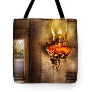 Furniture - Lamp - Kerosene Lamp Tote Bag