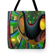 Further Up The Number Line Tote Bag