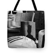 Furtive Shadow Tote Bag