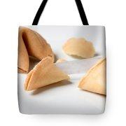 Furtune Cookie  Tote Bag