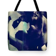 Fury Of Faith Tote Bag