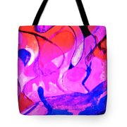 Fuscian Flow Tote Bag