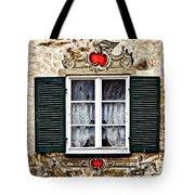 Fussen Window Tote Bag