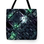 Future Metropolis Tote Bag
