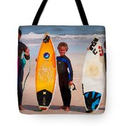Future Surfing Champs Tote Bag