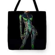 Future Woman... Tote Bag