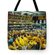 Futures And Options Traders Chicago Tote Bag