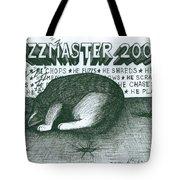 Fuzzmaster 2000 Tote Bag