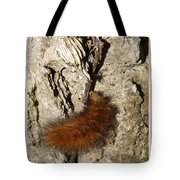 Fuzzy Was He Tote Bag
