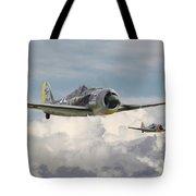 Fw 190 - Butcher Bird Tote Bag
