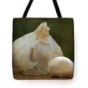 G Is For Garlic Tote Bag