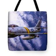 Gabby's F-86e Tote Bag