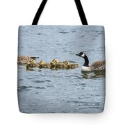 Gaggle Of Geese Tote Bag