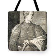 Gaius Caesar Caligula Emperor Of Rome Tote Bag