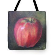 Gala Apple Tote Bag