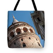 Galata Tower 04 Tote Bag