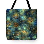 Galaxies  Tote Bag by Betsy Knapp