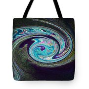 Galaxy Birth 1 Conception Tote Bag