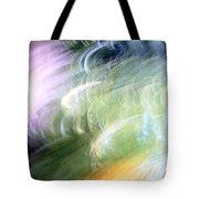 Galaxy Colors Tote Bag