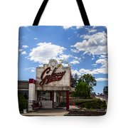 Galaxy Diner Tote Bag