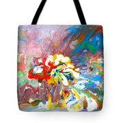 Galaxy Formation Tote Bag