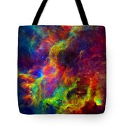 Galaxy Lights Tote Bag