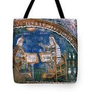 Galen And Hippocrates Tote Bag