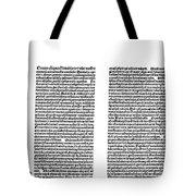 Galen: Opera Omnia Tote Bag