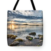 Galiano Sun Star Tote Bag