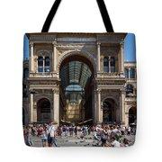 Galleria Vittorio Emanuele. Milan Tote Bag