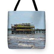 Galveston The Sv Tote Bag