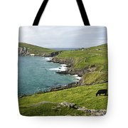 Atlantic Coast Of Ireland Tote Bag