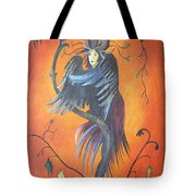 Gamaun The Prophetic Bird Tote Bag