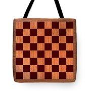 Game Board Tote Bag