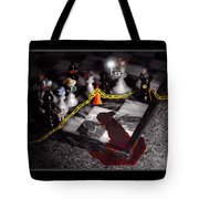 Game - Chess - It's Only A Game Tote Bag