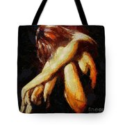 Game Of Light Tote Bag