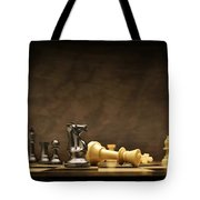 Game Over Tote Bag by Don Hammond