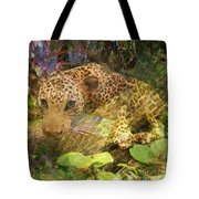 Game Spotting - Square Version Tote Bag