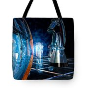 Game Transparent  Tote Bag by Bob Orsillo