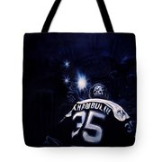 Gametime Tote Bag by Marlon Huynh