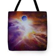Gamma Nebula Tote Bag